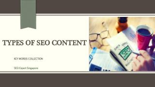 Best SEO Company In Singapore