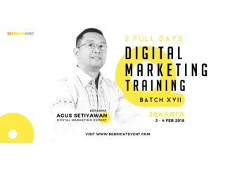 Promo !!!  62812 8214 5265 Workshop Digital Marketing Optimization 2018, Workshop Digital Marketing