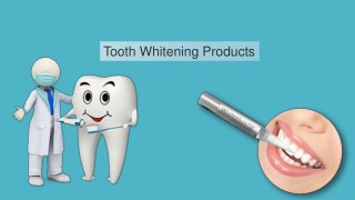 Tooth Whitening Products