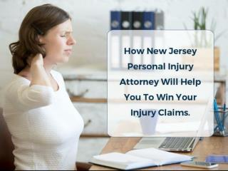 How New Jersey Personal Injury Attorney Will Help You To Win Your Injury Claims | Sobellaw
