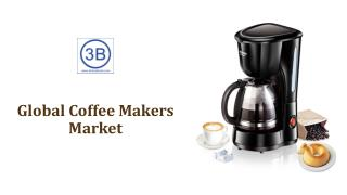 Global Coffee Makers Market Research Report 2023