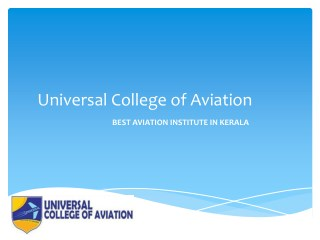 Universal College Of Aviation