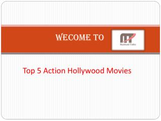 Top Action Hollywood Movies list