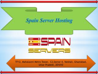 Spain Dedicated VPS Server Hosting Services at Affordable Price