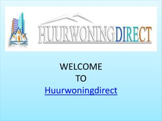 Huurwoningdirect | Rental Apartments Amsterdam | Rental Properties