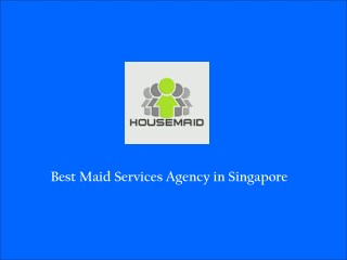Best Maid Services