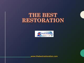 Carpet Cleaning Services in Gainesville FL - The Best Restoration