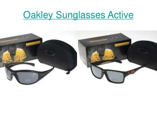 Oakley Sunglasses Active