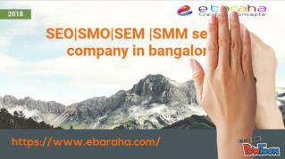 Best Digital marketing service provider in bangalore | Ebaraha