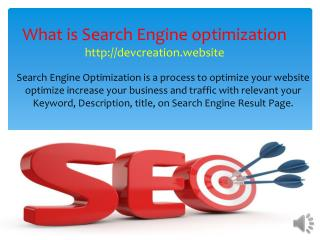 Seo Digital Marketing Course in Patna | Devcreation Classes
