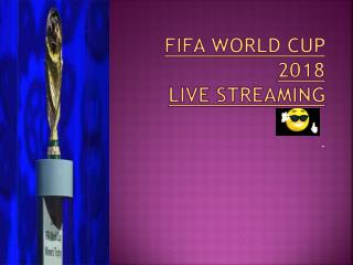 FIFA World Cup Live Streaming|Final Draw
