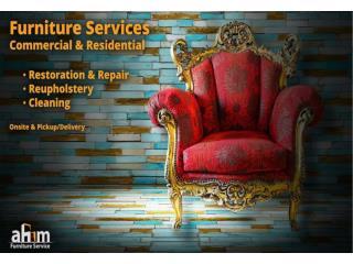 Furniture Repair | Furniture Restoration Houston | AHM Furniture