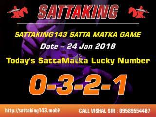 Kalyan Matka, Satta Matka Result, Kalyan Matka Fix Jodi: Satta King
