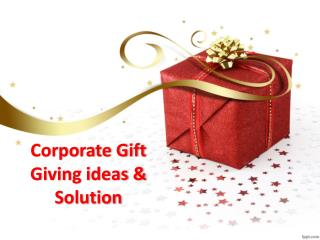 Corporate gifting Boost morale of Employees
