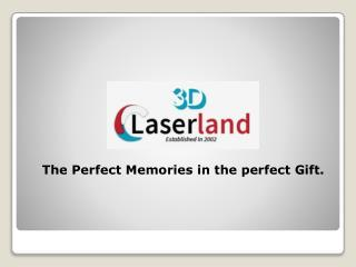 3d photo crystal - 3D Laserland