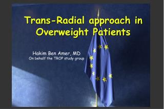 Trans-Radial approach in  Overweight Patients