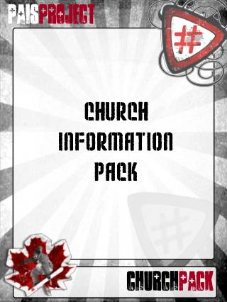 Church Information Pack
