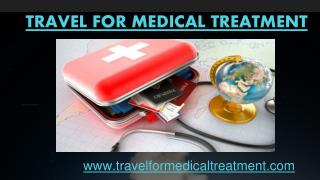 Traveling for Medical Treatment
