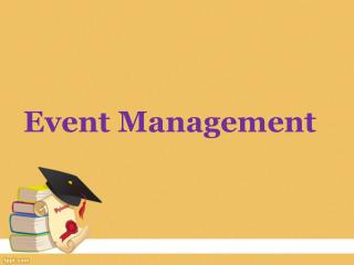 Who are the event organizers