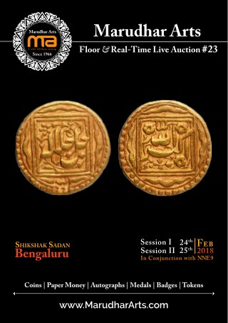 Marudhar Arts Floor & Real - Time Live Auction #23