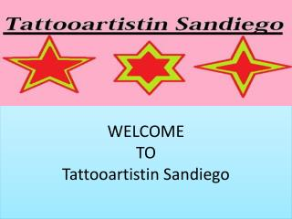 Tattoo Artist San Diego, California | Robot Tattoo Studio