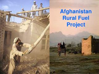 Afghanistan  Rural Fuel  Project