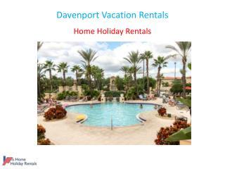 Davenport Vacation Rentals