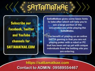 Kalyan Satta Matka 16 February Free Game with Matka Tips and Tricks