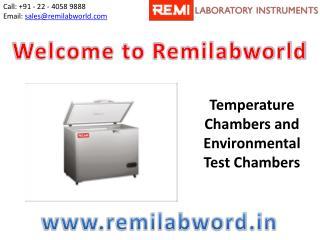 Temperature Chambers and Environmental TestChambers