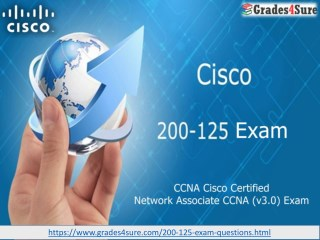 Cisco 200-125 Exam Dumps