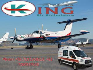 World Class Medical Air Ambulance Services in Delhi