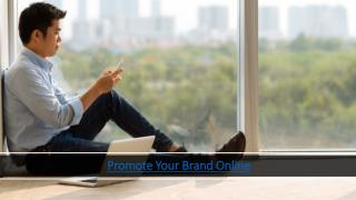 Promote Brand Online