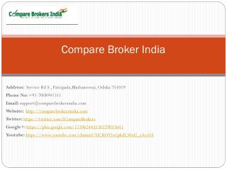 Best Stock Broker In India