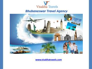 Book Best Tour and Travel Agency in Bhubaneswar at Reasonable Prices