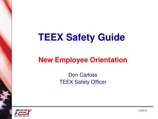 TEEX Safety Guide