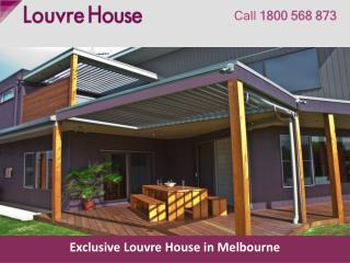 Exclusive Louvre House in Melbourne