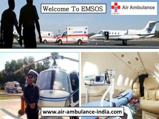 Air Ambulance Service in Delhi