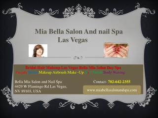 Hair Extension and blowout hair Salon and Day Spa in Las Vegas