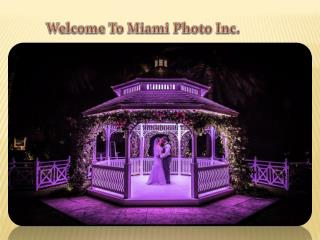 Role of Professional Wedding Photographers Miami