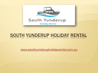 Accommodation with Spa Pool in Mandurah