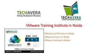 VMware training course in noida