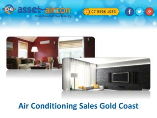 Air Conditioning Sales Gold Coast