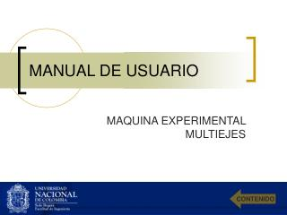MANUAL DE USUARIO