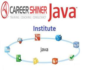 Career Shiner |Java training institute in Noida