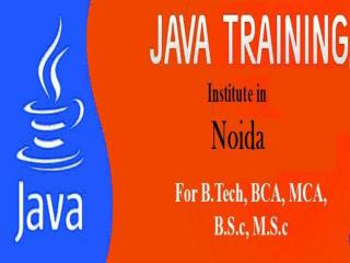 The Java training institute in Noida –Career Shiner