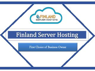Looking for Cheapest Server Hosting services in Finland
