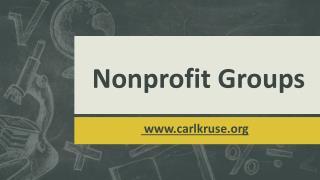 Philantropic Organizations