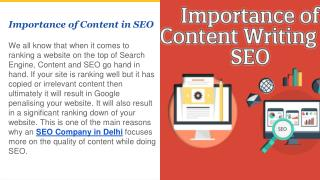 Content Writing Tips for Better SEO