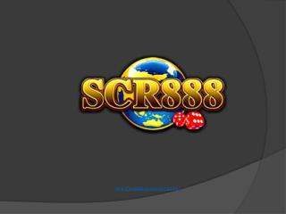 The SCR888 online game is a free mobile casino game application.