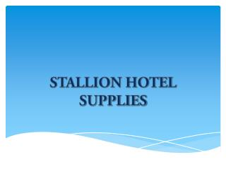 Hotel Lobby and Front Office Products & Suppliers